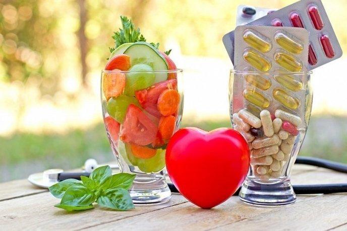 В каких витаминах нуждается наше сердце