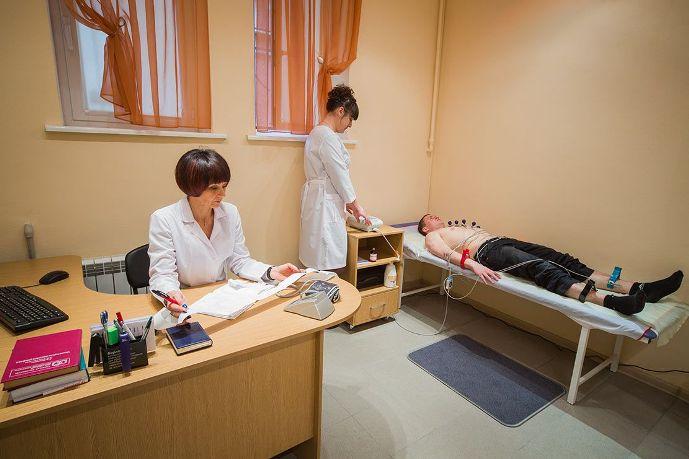 Диагностика стенокардии напряжения