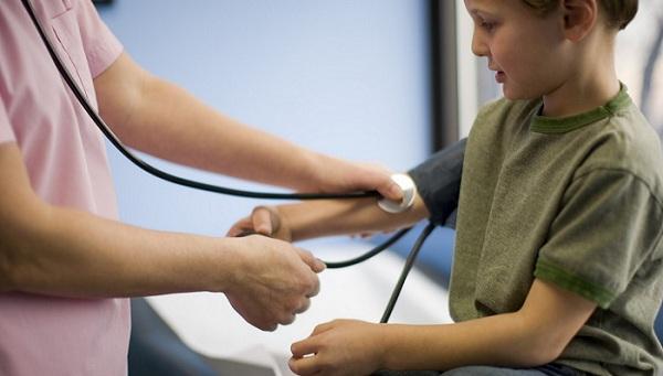 Как правильно измерять АД у детей