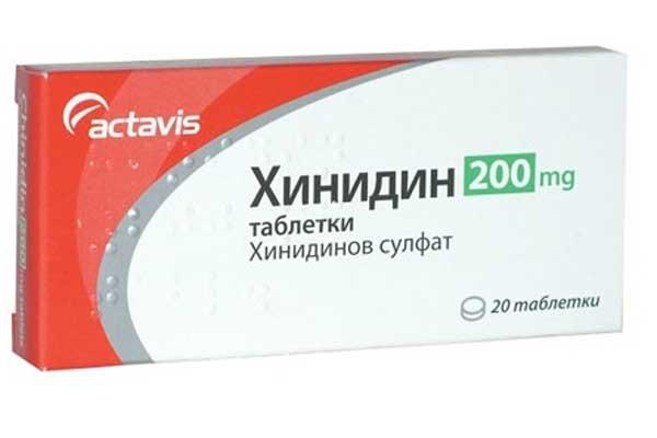 Медикаменты при мерцательной аритмии