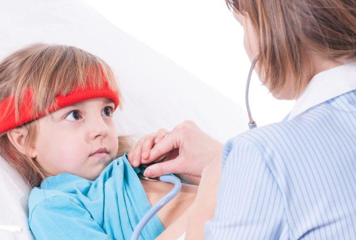 Острый миокардит у детей