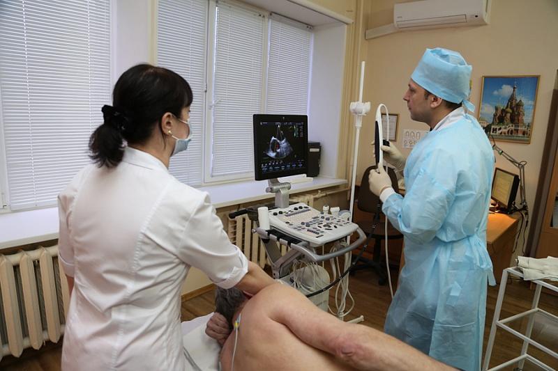 Предварительная подготовка к операции