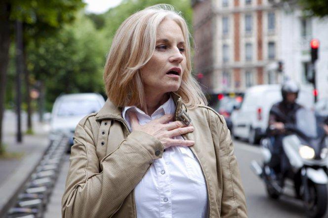 Симптомы сердечной недостаточности - у женщин