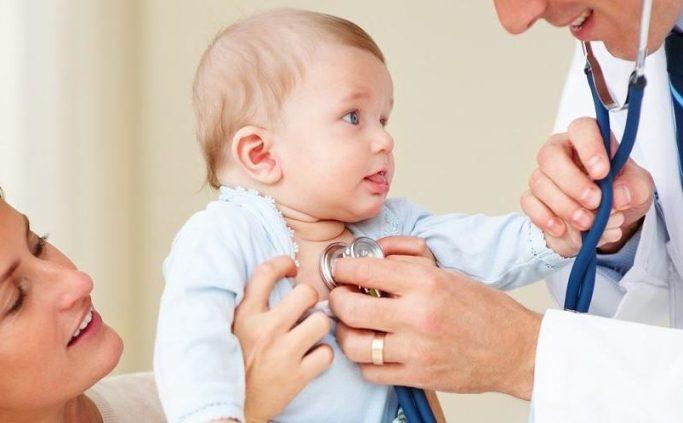 Сердечно-сосудистая недостаточность у детей